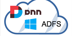 Playing with DNN and ADFS