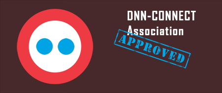 From loosely bound to officially approved. DNN Connect now is an association
