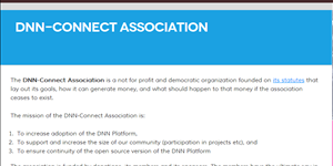 The DNN Connect Association