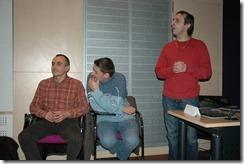 Benoit, David and Gilles